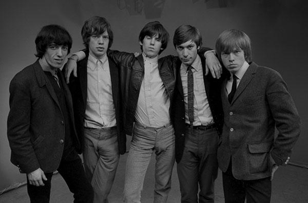 Rolling Stones Studio Shot WEB