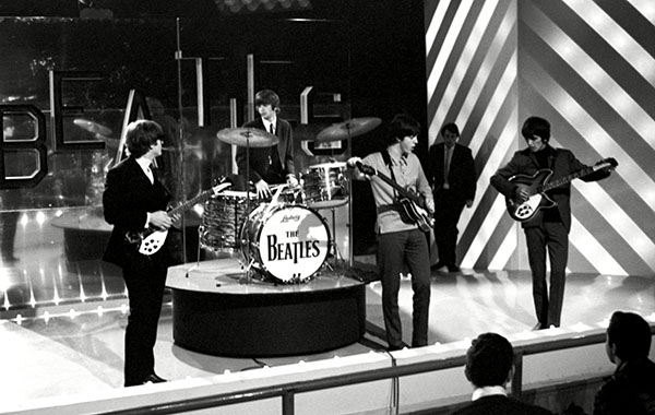 The Beatles Tuning Up WEB